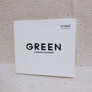 🚚 Green 市川和則 CD 羊毛與千葉花
