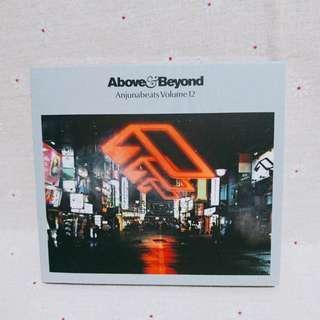 🚚 超越自我三人組 雙CD超越自我精選混音12 Above & Beyond  Anjunabeats Vol.12