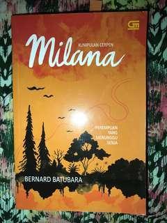 Milana (kumpulan cerpen)