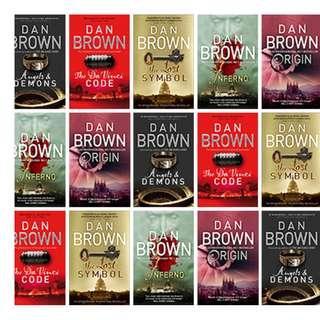 Dan Brown Books in PDF