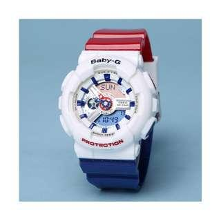 CASIO Women BABY-G G110 Waterproof [Limited edition Electronic Watch]