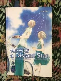 Voice's of distant star