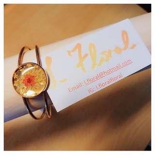花花手鈪 🌸 The floral bracelet 🌸