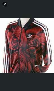 ADIDAS ROSE TRACKSUIT SET