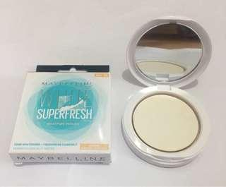 Maybelline Compact Face Powder PHP60