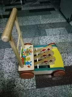 🚚 學步車(9成新)