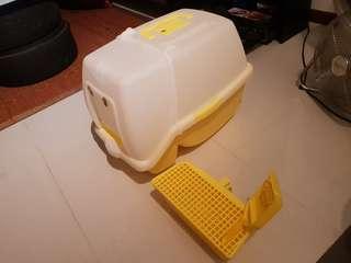 🚚 Jumbo Cat Litter Box