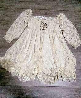#CNY2019 dress brukat