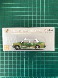 微影 Tiny 會員限定 Toyota Crown Syncab (SPT)