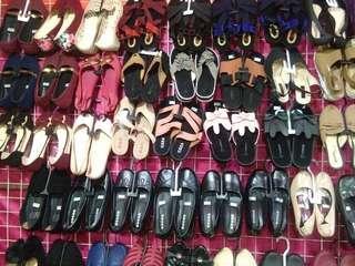 Sendal and sepatu