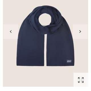 🚚 【咪嚕柯】全新 正品 喀什米爾 CASHMERE 圍巾AX Armani Exchange 亞曼尼