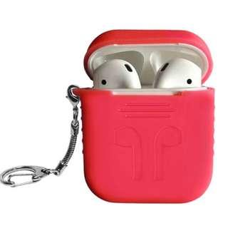 (INSTOCK) Red AirPods Case