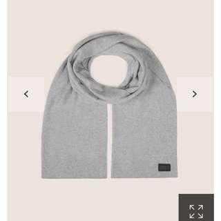 【咪嚕柯】全新 正品 喀什米爾 圍巾AX Armani Exchange 亞曼尼