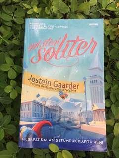 #Reprice - Novel Jostein Gaarder - Misteri Soliter