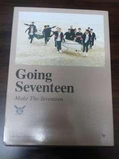 GOING SEVENTEEN | 3rd Mini Album | MAKE THE SEVENTEEN #DeclutterWithJohanis #XMAS50
