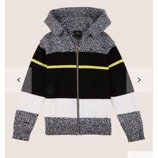 【咪嚕柯】130cm 8-10歲 全新 正品 兒童外套 童裝外套 AX Armani Exchange 亞曼尼