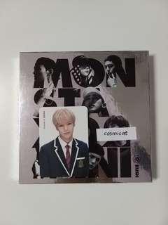 Monsta X Rush Album