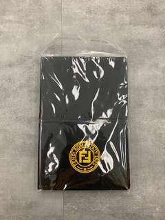 Fendi Leather Lined Notebook 皮革單線簿