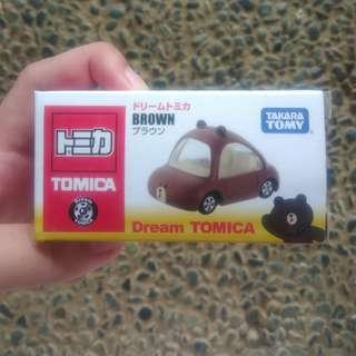 Tomica Brown Line Friends
