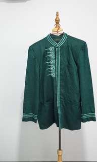Preloved Baju Lelaki Sulam
