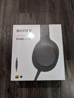 Sony MDR-H600A h.ear on 2 Headphones (BNIB)