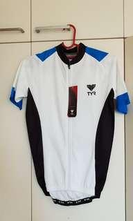 TYR cycling jersey (small)