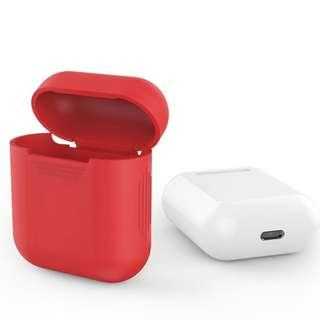 (INSTOCK) AirPods Case Red