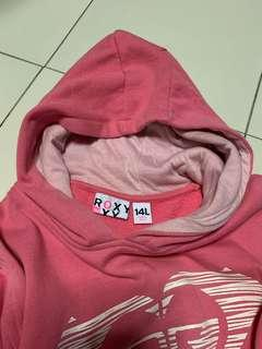 Roxy Pink Pullover