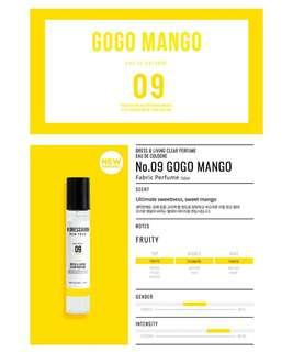 W.DRESSROOM GOGO MANGO PERFUME 70ML