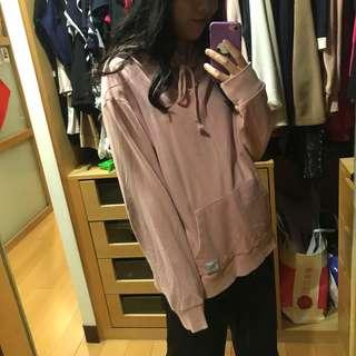 🚚 韓國購入🇰🇷寬鬆版帽T🔥男女都可穿