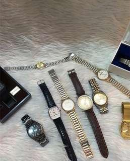 Take all 10 watches authentic