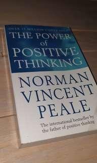 [BOOK] The Power Of Positive Thinking -6 Months Old