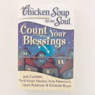 🚚 Chicken Soup for the Soul: Count Your Blessings : 101 Stories of Gratitude, Fortitude, and Silver Linings