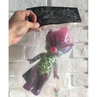 Hysteric Mini Doll 搪膠公仔 Sofubi Secret Base