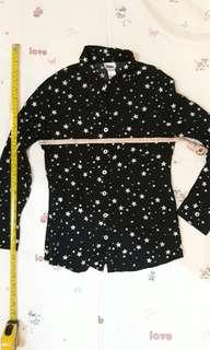Girl outfit - BN Justice long sleeves polo