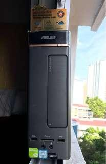 🚚 Asus desktop computer VivoPC (K20CD-SG008T) - I5-6400/8GB DDR4/1TB HDD/NV GT730/DVDRW/Win10 PC