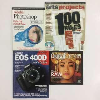[PL] Assorted Photography Reference Magazine #MFEB20
