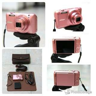 🚚 Nikon s6600 12X WiFi相機