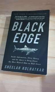 [Book] Black Edge -6 Months Old