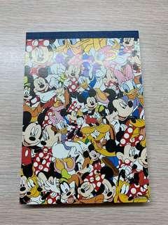 Disney Notepad
