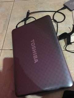 Toshiba L745 Core i3