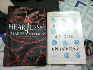 Heartless & Holding Up The Universe