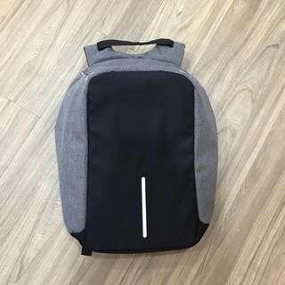 防竊多功能袋口筆電後背包