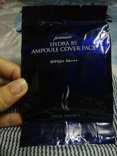 AHC hydra B5 Ampoule Cover Pact