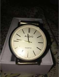 Aldo Gold Watch