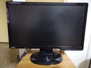 電腦屏幕 (BenQ G2220HD)
