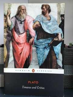 🚚 Timaeus and Critias (Plato)