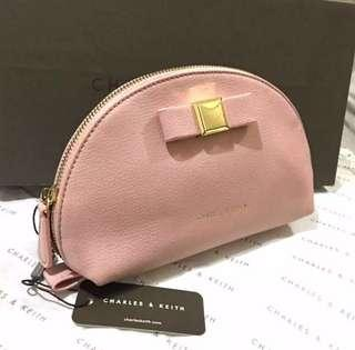 Charles & Keith Makeup Pouch