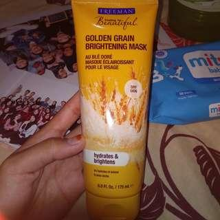 Freeman Golden Grain Brightening Mask