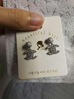 Chanel design Earrings